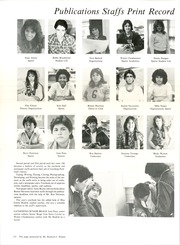 Page 156, 1984 Edition, Parkland High School - Arena Yearbook (El Paso, TX) online yearbook collection