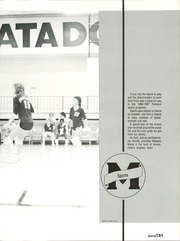 Page 163, 1987 Edition, Parkland High School - Arena Yearbook (El Paso, TX) online yearbook collection