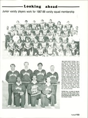 Page 165, 1987 Edition, Parkland High School - Arena Yearbook (El Paso, TX) online yearbook collection