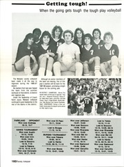 Page 172, 1987 Edition, Parkland High School - Arena Yearbook (El Paso, TX) online yearbook collection