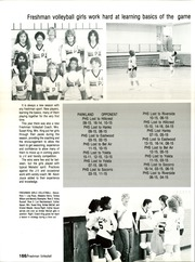 Page 178, 1987 Edition, Parkland High School - Arena Yearbook (El Paso, TX) online yearbook collection