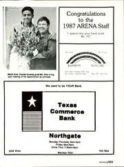 Page 235, 1987 Edition, Parkland High School - Arena Yearbook (El Paso, TX) online yearbook collection