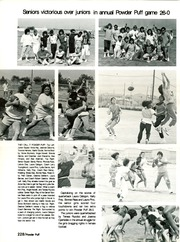 Page 240, 1987 Edition, Parkland High School - Arena Yearbook (El Paso, TX) online yearbook collection