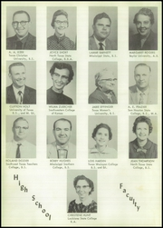 Page 10, 1958 Edition, Burleson High School - Elk Yearbook (Burleson, TX) online yearbook collection