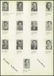 Page 11, 1958 Edition, Burleson High School - Elk Yearbook (Burleson, TX) online yearbook collection