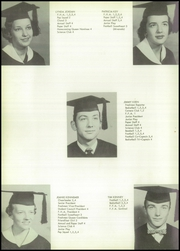 Page 16, 1958 Edition, Burleson High School - Elk Yearbook (Burleson, TX) online yearbook collection