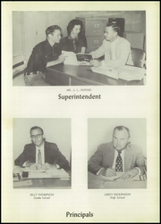 Page 9, 1958 Edition, Burleson High School - Elk Yearbook (Burleson, TX) online yearbook collection