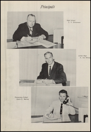Page 12, 1960 Edition, Burleson High School - Elk Yearbook (Burleson, TX) online yearbook collection