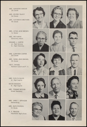 Page 15, 1960 Edition, Burleson High School - Elk Yearbook (Burleson, TX) online yearbook collection