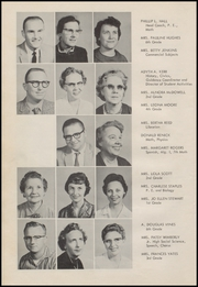 Page 16, 1960 Edition, Burleson High School - Elk Yearbook (Burleson, TX) online yearbook collection