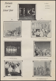Page 9, 1960 Edition, Burleson High School - Elk Yearbook (Burleson, TX) online yearbook collection