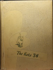 1954 Edition, Kennedale School - Kats Yearbook (Kennedale, TX)