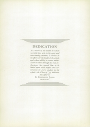 Page 8, 1935 Edition, El Paso High School - Spur Yearbook (El Paso, TX) online yearbook collection