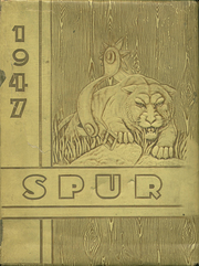 Page 1, 1947 Edition, El Paso High School - Spur Yearbook (El Paso, TX) online yearbook collection