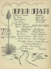 Page 7, 1947 Edition, El Paso High School - Spur Yearbook (El Paso, TX) online yearbook collection