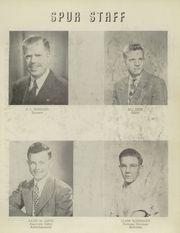 Page 7, 1948 Edition, El Paso High School - Spur Yearbook (El Paso, TX) online yearbook collection