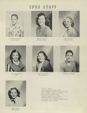 Page 9, 1948 Edition, El Paso High School - Spur Yearbook (El Paso, TX) online yearbook collection