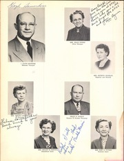 Page 14, 1951 Edition, El Paso High School - Spur Yearbook (El Paso, TX) online yearbook collection
