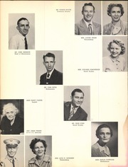 Page 16, 1951 Edition, El Paso High School - Spur Yearbook (El Paso, TX) online yearbook collection