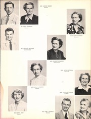 Page 17, 1951 Edition, El Paso High School - Spur Yearbook (El Paso, TX) online yearbook collection
