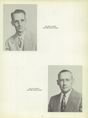 Page 13, 1956 Edition, El Paso High School - Spur Yearbook (El Paso, TX) online yearbook collection