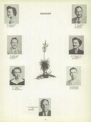 Page 17, 1956 Edition, El Paso High School - Spur Yearbook (El Paso, TX) online yearbook collection
