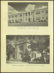 Page 12, 1951 Edition, San Marcos Baptist Academy - Crest Yearbook (San Marcos, TX) online yearbook collection