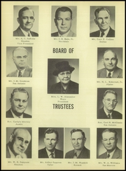 Page 14, 1951 Edition, San Marcos Baptist Academy - Crest Yearbook (San Marcos, TX) online yearbook collection