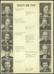 Page 17, 1951 Edition, San Marcos Baptist Academy - Crest Yearbook (San Marcos, TX) online yearbook collection