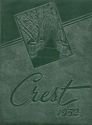 San Marcos Baptist Academy - Crest Yearbook (San Marcos, TX) online yearbook collection, 1952 Edition, Page 1