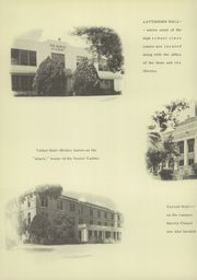 Page 10, 1952 Edition, San Marcos Baptist Academy - Crest Yearbook (San Marcos, TX) online yearbook collection