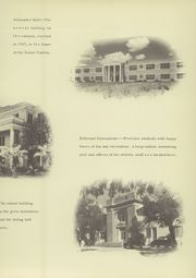 Page 11, 1952 Edition, San Marcos Baptist Academy - Crest Yearbook (San Marcos, TX) online yearbook collection