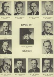 Page 14, 1952 Edition, San Marcos Baptist Academy - Crest Yearbook (San Marcos, TX) online yearbook collection