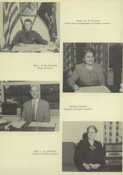 Page 16, 1952 Edition, San Marcos Baptist Academy - Crest Yearbook (San Marcos, TX) online yearbook collection