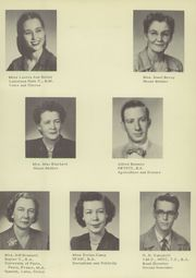Page 17, 1952 Edition, San Marcos Baptist Academy - Crest Yearbook (San Marcos, TX) online yearbook collection