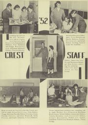 Page 7, 1952 Edition, San Marcos Baptist Academy - Crest Yearbook (San Marcos, TX) online yearbook collection