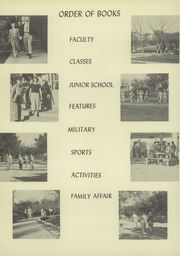 Page 8, 1952 Edition, San Marcos Baptist Academy - Crest Yearbook (San Marcos, TX) online yearbook collection