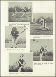 Page 61, 1956 Edition, San Marcos Baptist Academy - Crest Yearbook (San Marcos, TX) online yearbook collection