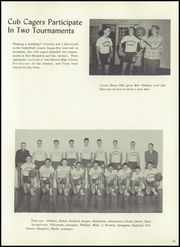 Page 65, 1956 Edition, San Marcos Baptist Academy - Crest Yearbook (San Marcos, TX) online yearbook collection