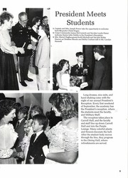 Page 13, 1985 Edition, San Marcos Baptist Academy - Crest Yearbook (San Marcos, TX) online yearbook collection