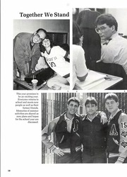 Page 14, 1985 Edition, San Marcos Baptist Academy - Crest Yearbook (San Marcos, TX) online yearbook collection