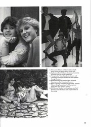 Page 15, 1985 Edition, San Marcos Baptist Academy - Crest Yearbook (San Marcos, TX) online yearbook collection