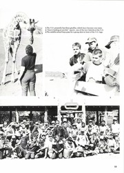 Page 17, 1985 Edition, San Marcos Baptist Academy - Crest Yearbook (San Marcos, TX) online yearbook collection