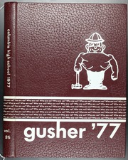 1977 Edition, Columbia High School - Gusher Yearbook (West Columbia, TX)