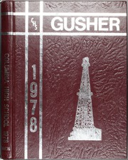 1978 Edition, Columbia High School - Gusher Yearbook (West Columbia, TX)