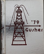 1979 Edition, Columbia High School - Gusher Yearbook (West Columbia, TX)