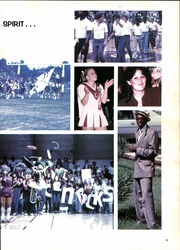 Page 13, 1981 Edition, Columbia High School - Gusher Yearbook (West Columbia, TX) online yearbook collection