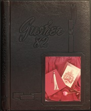 1982 Edition, Columbia High School - Gusher Yearbook (West Columbia, TX)