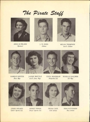Page 14, 1950 Edition, Lubbock Cooper High School - Pirate Yearbook (Lubbock, TX) online yearbook collection