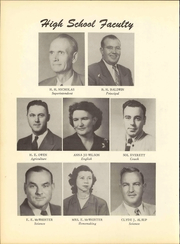 Page 16, 1950 Edition, Lubbock Cooper High School - Pirate Yearbook (Lubbock, TX) online yearbook collection